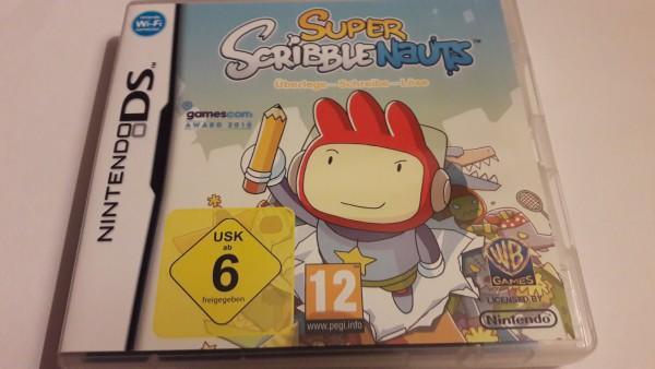 Super Scribblenauts - DS