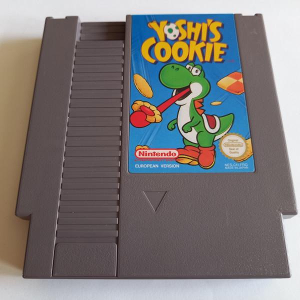 Yoshi`s Cookie - NES