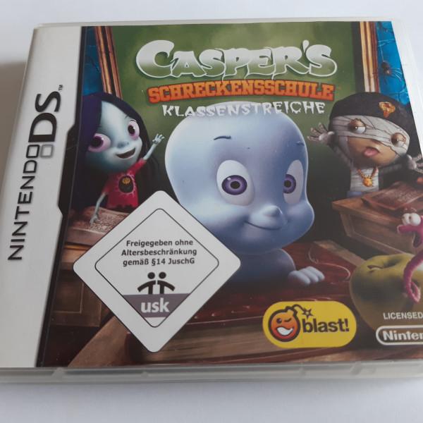 Casper`s Schreckensschule - Klassenstreiche - DS