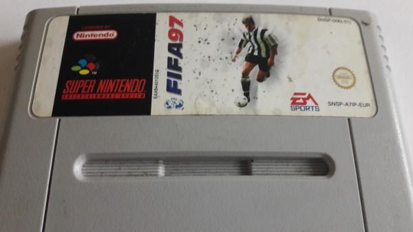 FIFA 97 - SNES