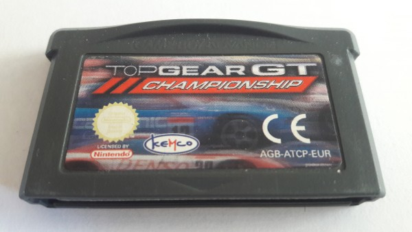 Top Gear GT - Championship - GBA