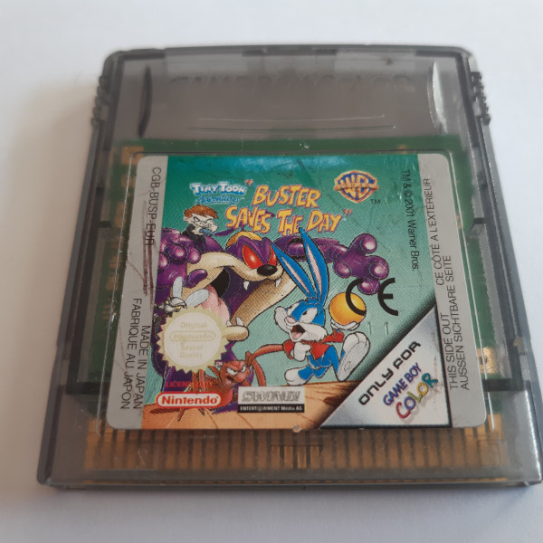 Tiny Toon Adventures - Buster Saves the Day - GBC