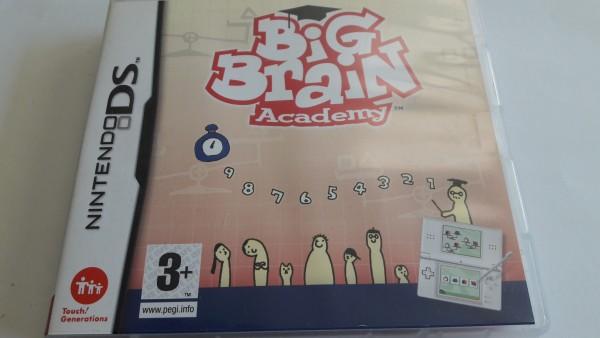Big Brain Academy - DS