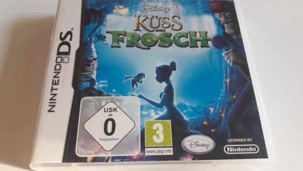 Küss den Frosch - DS