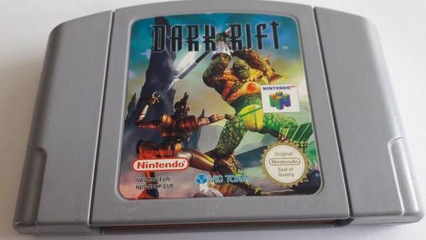 Dark Rift - N64