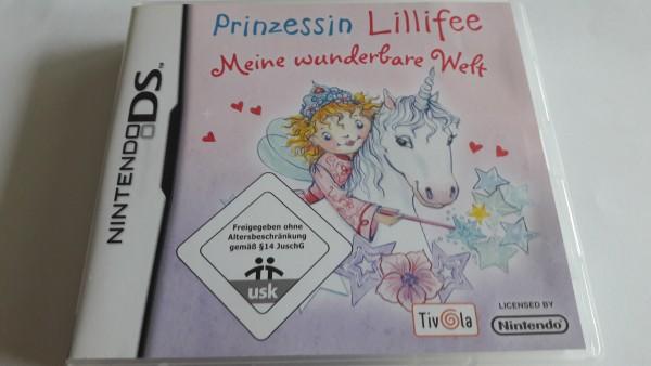 Prinzessin Lillifee - Meine wunderbare Welt - DS