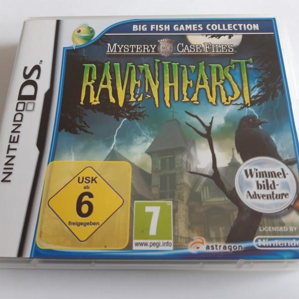 Mystery Case Files - Ravenhearst - DS