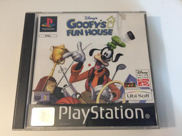 Goofy's Fun House