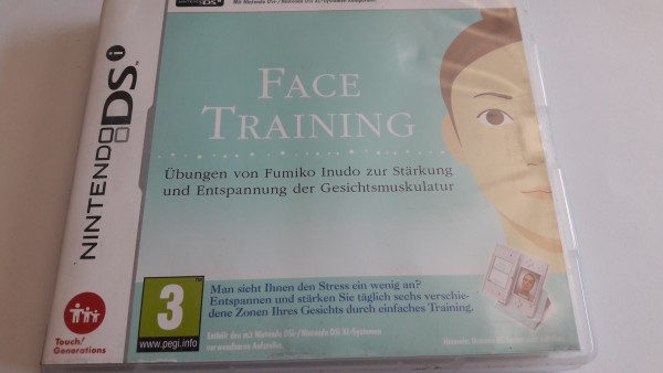 Face Training - DS