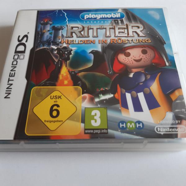 Playmobil - Ritter - Helden in Rüstung - DS