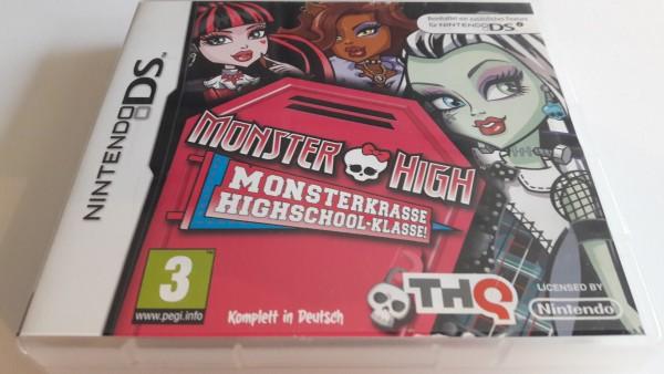 Monster High - Monsterklasse - DS