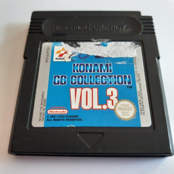 Konami GB Collection - Vol. 3 - GBC
