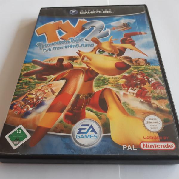 Ty der Tasmanische Tiger 2 - Die Bumerang-Gang - GameCube