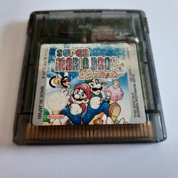 Super Mario Bros. Deluxe - GBC