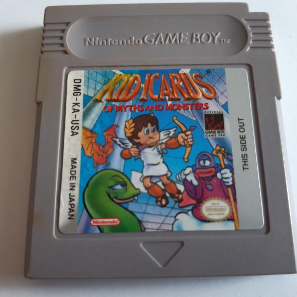 Kid Icarus - Game Boy