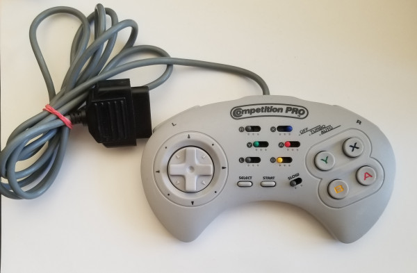 Competition Pro Controller - SNES