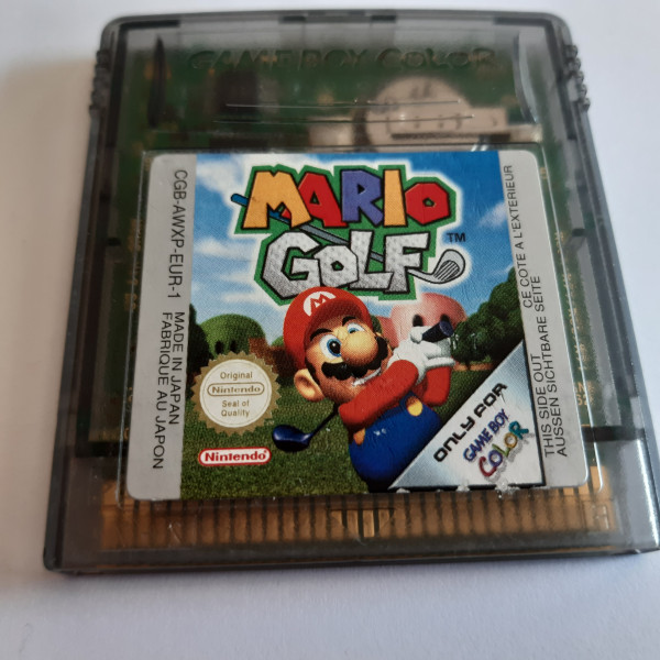 Mario Golf - GBC