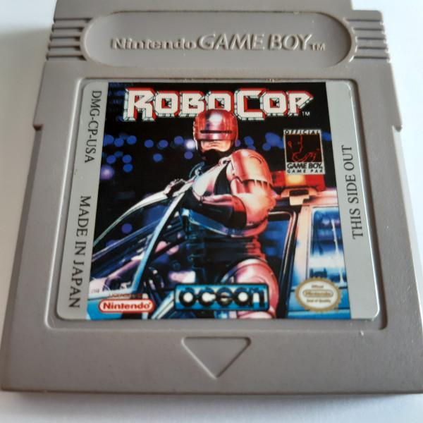 RoboCop - Game Boy