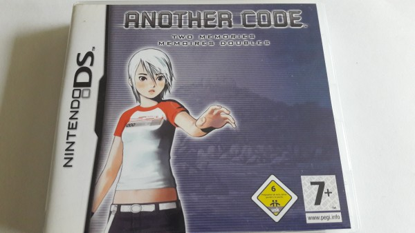 Another Code - Two Memories - DS