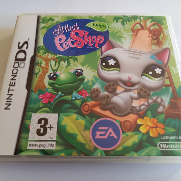 Littlest Pet Shop - Jungle - DS