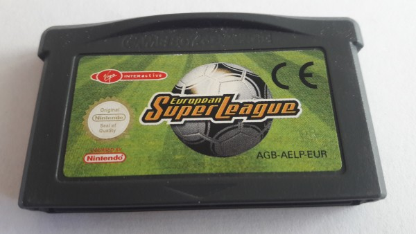 European Super League - GBA