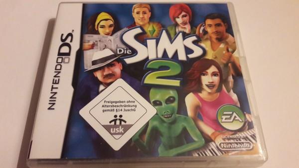 Die Sims 2 - DS