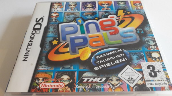 Ping Pals - DS