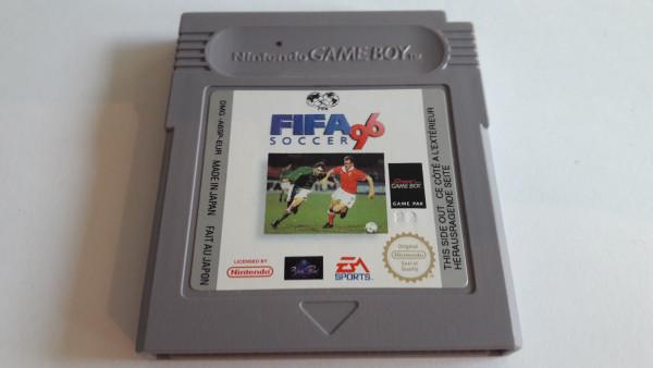 FIFA Soccer 96 - Game Boy