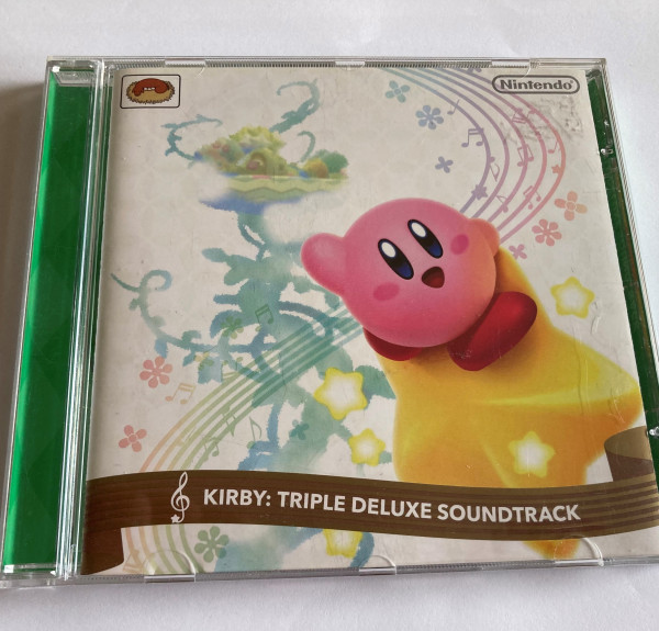 Kirby - Triple Deluxe Soundtrack - CD