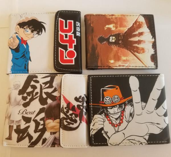 Anime - Portemonnaies