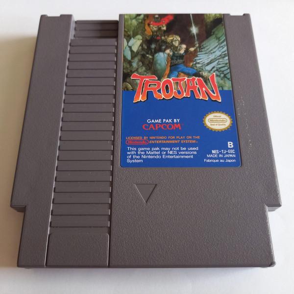 Trojan - NES