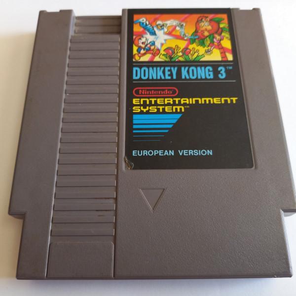 Donkey Kong 3 - NES
