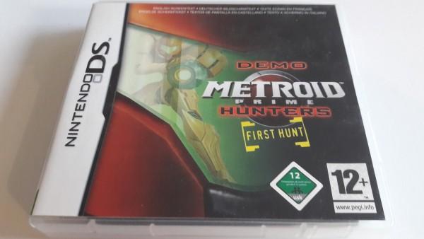 Metroid Prime Hunter - First Hunt - Demo - DS