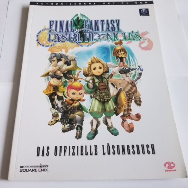 Final Fantasy Crystal Chronicles - Spieleberater- GameCube