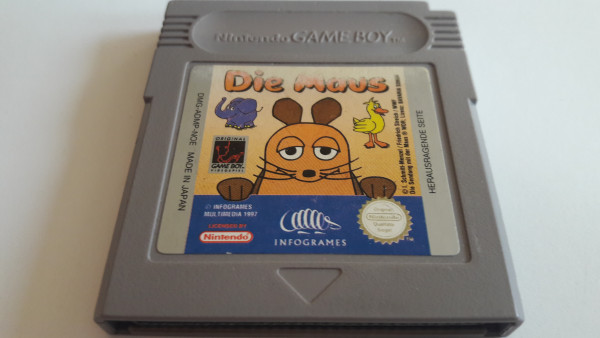 Die Maus - Game Boy