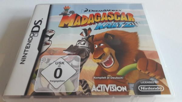 Madagascar Kartz - DS