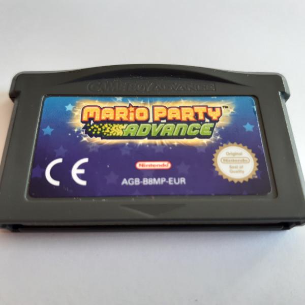 Mario Party Advance - GBA