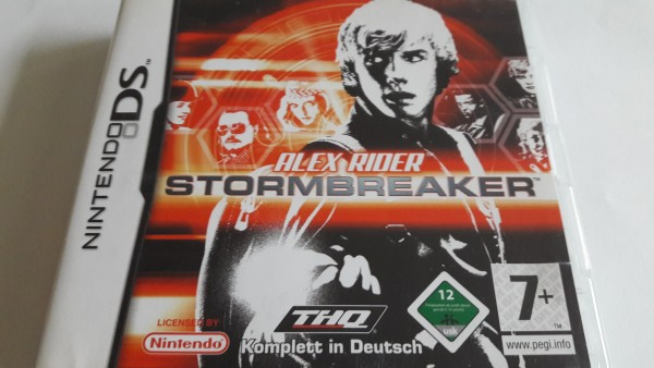 Alex Rider - Strombreaker - DS