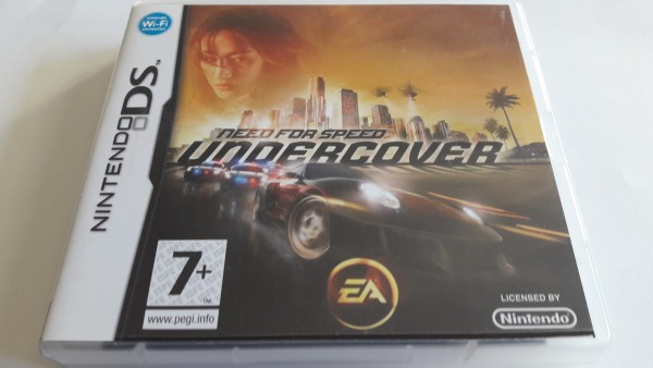 Need for Speed - Undercover - DS