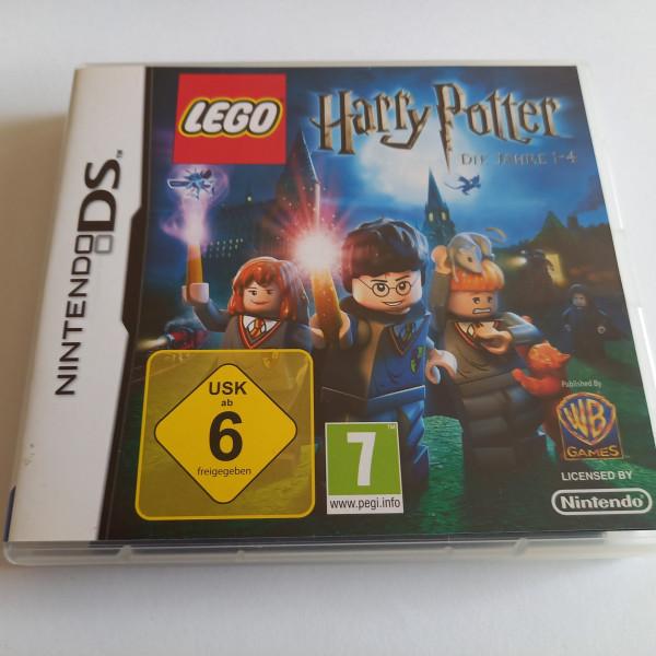 Lego Harry Potter - Die Jahre 1-4 - DS
