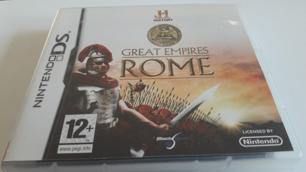 Great Empires Rome - DS