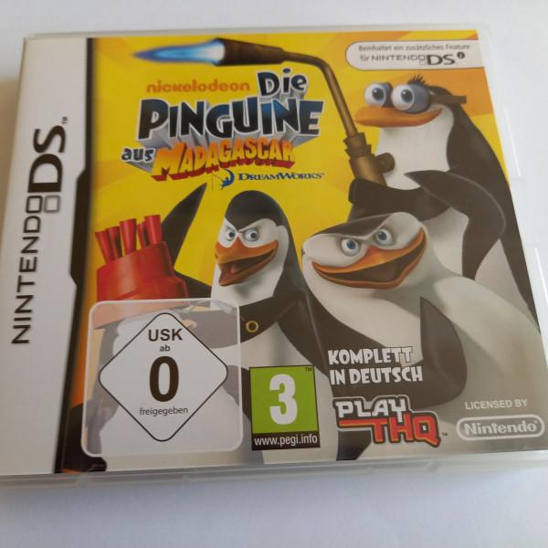 Die Pinguine aus Madagascar - DS