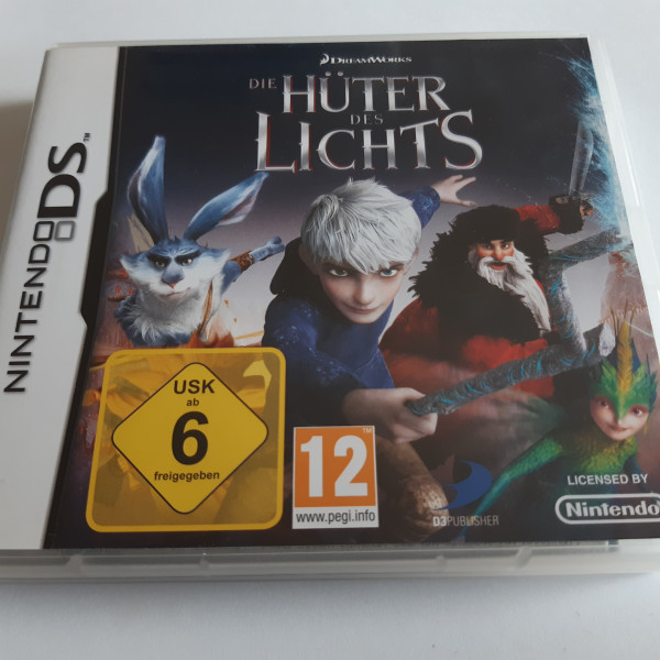 Die Hüter des Lichts - DS