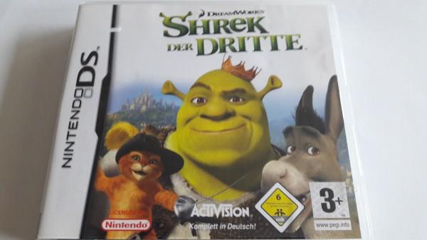 Shrek der Dritte - DS