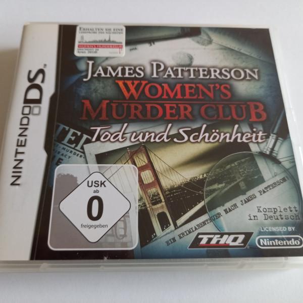 James Patterson - Women`s Murder Club - Tod und Schönheit - DS