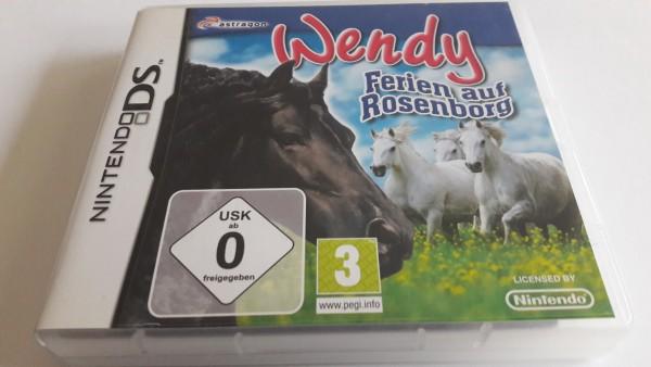 Wendy - Ferien auf Rosenborg - DS