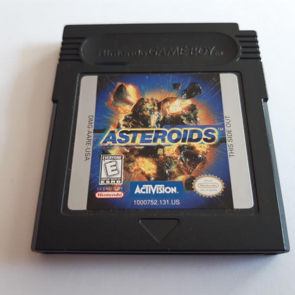 Asteroids - GBC