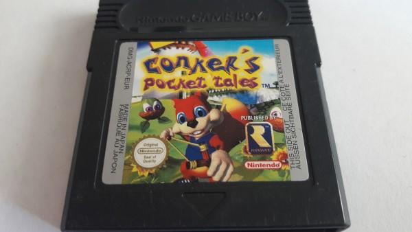 Conkers Pocket Tales - GBC