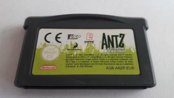 Antz - Extreme Racing - GBA