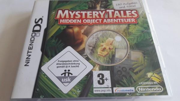 Mystery Tales - Hidden Object Abenteuer - DS